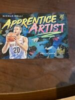 Nicolo Melli 2019-20 Court Kings Apprentice Artist Rookie RC #4 Pelicans MX