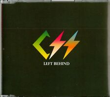 CSS / Cansei de Ser Sexy - Left Behind. - (2 Track Promo CD) - MINT / NEW