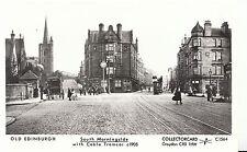 Scotland Postcard - Old Edinburgh - South Morningside, Cable Tramcar - Ref U3647