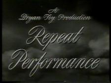 REPEAT PERFORMANCE  1947 Louis Hayward, Joan Leslie region free DVD