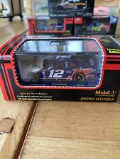 1999 Team Caliber 1/64, #12 Jeremy Mayfield Mobil 1