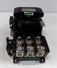 GENERAL ELECTRIC SIZE 3 600V 90A STARTER CONTACTOR CR306E0-AQA