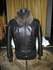Cappotti, giacche e gilet da donna neri pelliccia