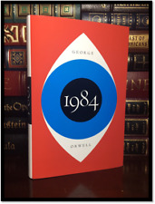 1984 by George Orwell New Hardback Dystopian Masterpiece Nineteen Eighty Four