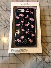 Vera Bradley iphone case Soft Flex Pink Flamingos 8PL/ 7PL/6sPL/6PL