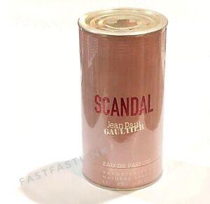 SCANDAL 80ml EDP SPRAY BY JEAN PAUL GAULTIER WOMENS PERFUME ( New Sealed Box )