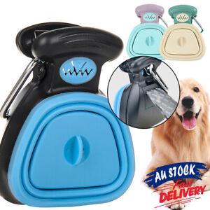 Dog Foldable Pick Up Cleaner Poop Scoop Waste Removal Pet Pooper ScooperL Cat