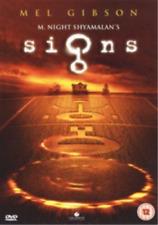 M. Night Shyamalan, Mel Gibson-Signs  DVD NEW