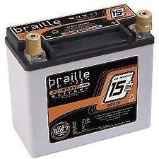 Braille B2015 Non-Carbon Fiber All Season Battery