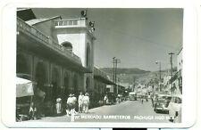 PACHUCA HIDALGO, Mercado de Barreteros; Mexico