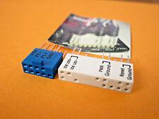 Genuine ASUS Motherboard Mainboard Front Panel + USB Q-Connector Kit L1N64-SLI