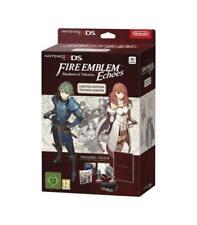 Fire Emblem Echoes Shadows of Valentia figuras amiibo Alm Celica 3DS Nintendo