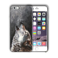 Animals Wolf Iphone 4s 5s 5c SE 6 6S 7 8 X XS Max XR 11 Pro Plus Case Cover 03