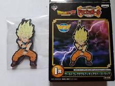 Dragon Ball Z DBZ Banpresto Ichiban Kuji WCF Keychain Strap Rubber #SonGoku SSJ2