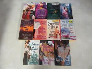 Las Mejores Ofertas En Romance Libros Sabrina Jeffries Ebay