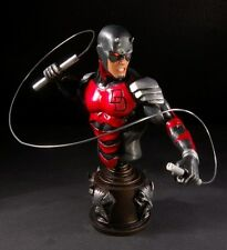 Bowen Designs Armored DAREDEVIL mini bust/statue-Red-Spider-Man-Marvel-NIB