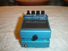 Boss HR-2, Harmonist, Vintage Guitar Pedal