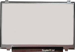 """NEW 14.0""""HD+ AU OPTRONICS B140RW02 V2 V.2 LED B/L Screen For HP COMPAQ 8470W"""
