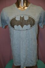 Mens Salvage Brand Batman 2-Sided Shirt New L