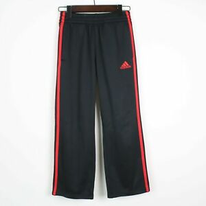 ADIDAS Boys 3-Stripe Athletic Pants SMALL 8