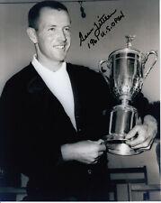 Gene Littler #1 8x10 Photo Signed w/ COA  Golf 033119