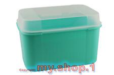 ★★★my.shop.1-1★★★ Tupperware® Naschkatze/ Naschkätzchen XXL mint-türkis NEU+OVP