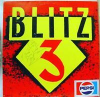 BLITZ 3 LP VG+ 064 422945 Vinyl 1984 Record