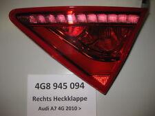 Audi A7 4G 4G8 S7 LED Rücklicht Rückleuchte Rechts Innen RI Heckklappe 4G8945094