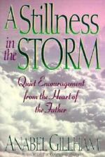 VG! A Stillness in the Storm : Quiet Encouragement from God's Heart  (1995 pb)