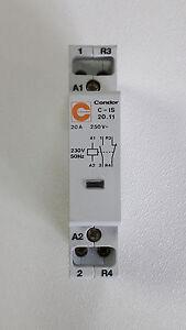 Condor C-IS 20.11 230V Relais (#266) gebraucht