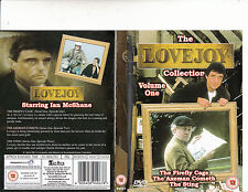 Lovejoy-1986/94-TV Series UK-[Volume One:3 Episodes:150 Minutes]-DVD
