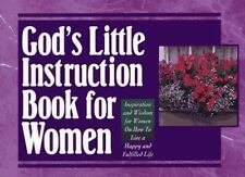 God's Little Instruction Book for Women (1995, Paperback BRAND NEW Plus Gift!