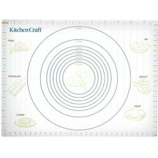 kitchencraft non stick pastry mat