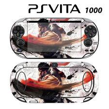 Vinyl Decal Skin Sticker for Sony PS Vita PSV 1000 Street Fighter X