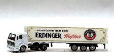 Erdinger-Weissbier Truck-Nr.01 - MB 1320 SZ - KW 80 €  (OVP) - dünne Schrift