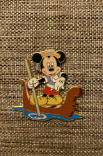 New listing Disney Disneyland Dlr International Mickey Mouse Series Italian Gondola Pin 7564