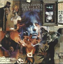 Alice Cooper/The Last Temptation * NEW CD * NUOVO *
