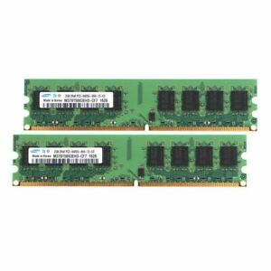 For Samsung 2GB DDR2 800MHz PC2-6400U RAM memory intel OEM DIMM Desktop RAM LOT
