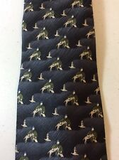 AMERICAN LIFESTYLE MENS TIE -USA- ALL SILK TIE-RN#51093