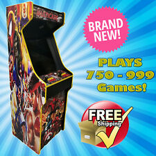 Capcom/Street Fighter Themed Upright Arcade Cabinet! ARCADE OF THE YEAR! Pandora