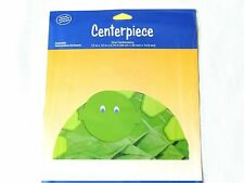 """NEW TURTLE DOTS BIRTHDAY / SHOWER 1-HONEYCOMB CENTERPIECE 12""""x12"""" PARTY SUPPLIES"""