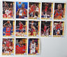 1991-92 Upper Deck Washington Bullets Team Set Of 18 Basketball Cards