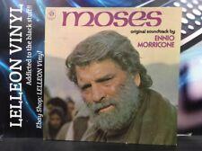Moses Soundtrack LP Album Vinyl Record NSPH28503 A1/B1 Film 70's Burt Lancaster