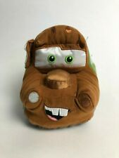 AUTHENTIC DISNEY STORE PATCH PLUSH TOW TRUCK PIXAR TOW MATER CARS GREATCONDITION