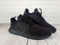 Adidas X_PLR Black Mono Trainers Shoes Mens UK 9