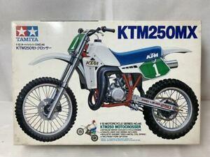 Tamiya KTM 250MX 1/12 Model Kit #16660