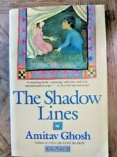 The Shadow Lines by Amitav Ghosh (1990, Trade Paperback) 1st Printing