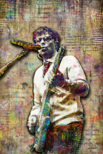 Rivers Cuomo Of Weezer Poster Rivers Cuomo of Weezer Art 12x18in Free Shipping
