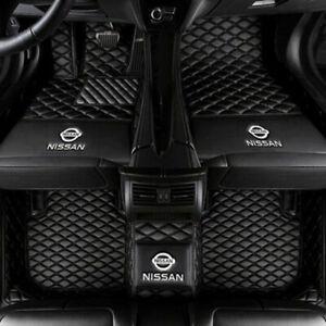 Car Floor Mats for Nissan Patrol Y62 SUV 2012-2021 13 Colour