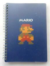 Ancien Note Book du Club NINTENDO de 1985 comme neuf vide